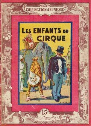 roman : Les enfants du cirque