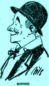 Bowden par Bils - dessin