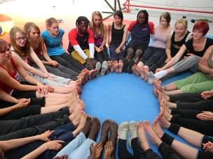 Workshop Circus Nafsi