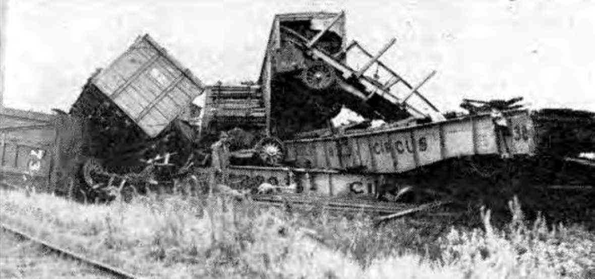 Image result for train wreck