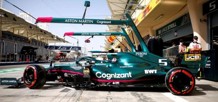 F1, Analisi Tecnica Aston Martin: In Bahrain c'è un fondo piatto estremo