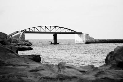 Break Water Bridge in Valletta on Santa Maria Feast,15 August 2012
