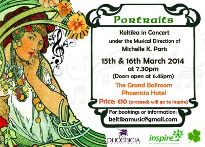 Keltika Choir and Orchestra, Phoenicia Hotel