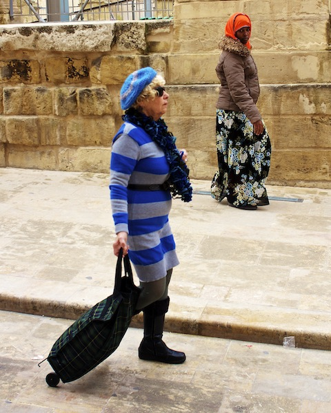 Woman's day,Different cultures, different fashion