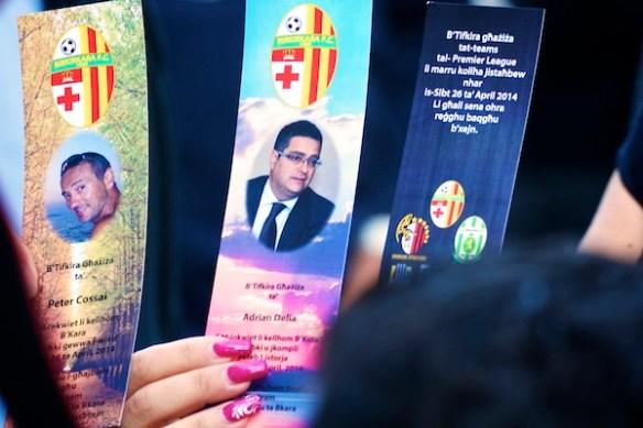 Traditional Valletta FC Funeral,Alan Falzon,Circus Malta