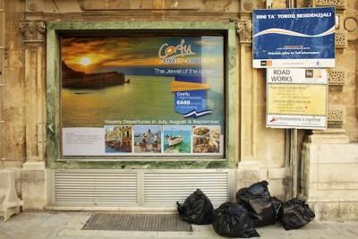 Holiday poster, Alan Falzon, Circus Malta