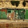 Alan Falzon,Circus Malta,Calm tones of green and rust