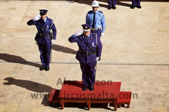 Police commissioner,Valletta,Malta,Parliament,Opening,