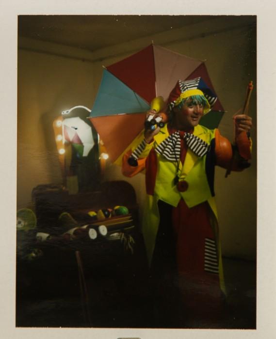 JoJo the Clown, Ring Master Exhibition