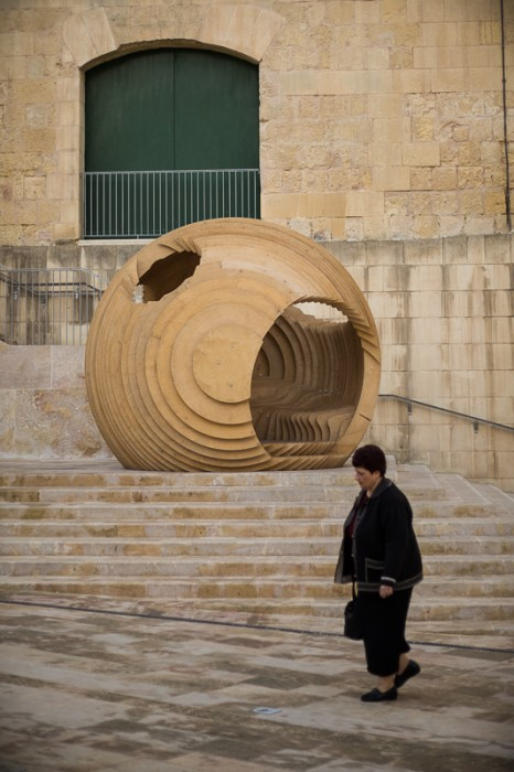 Installations,Circus Malta,Valletta
