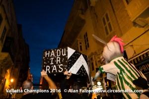 Valletta FC Champions,Funeral,Football,Valletta,Republic Street