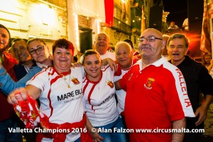 Valletta FC Champions,Football,Valletta,Republic Street