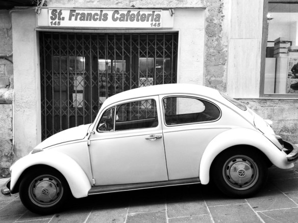 VW Beetle, Valletta