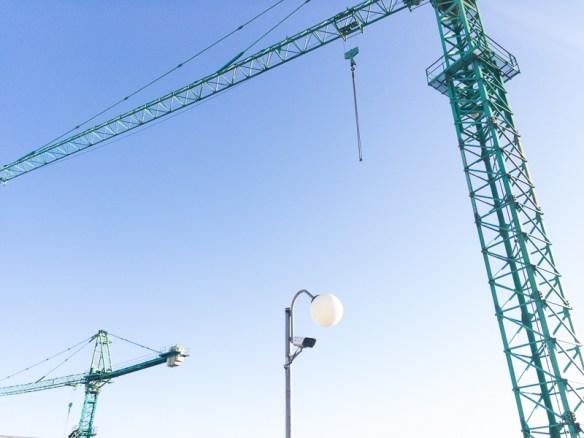 Construction Malta, Valletta