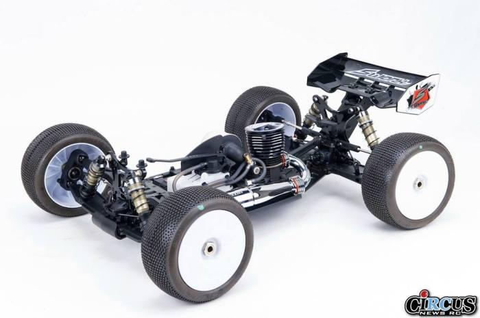 S350T Pro Truggy cote sans carro