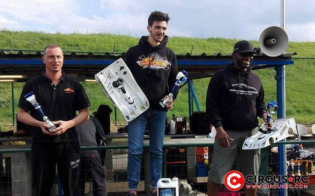 Mejor wins 2017 Belgian Champs 1-8 GP