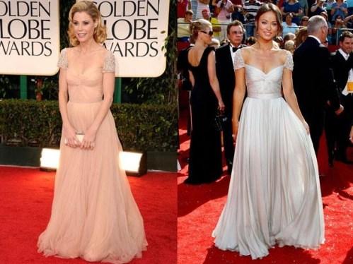 Julie Bowen x Olivia Wilde Este eu rouba na maior, hahahaha...