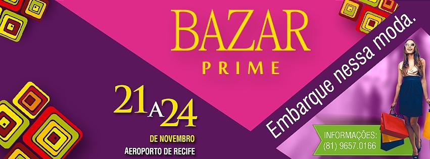 banner do bazar prime em Recife
