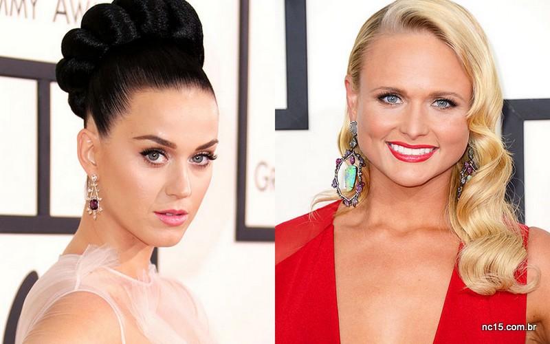 Katy Perry e Miranda Lambert