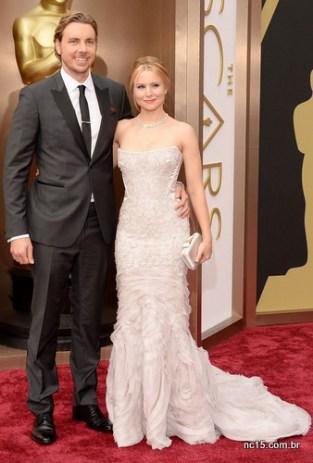 Kristen Bell e seu amado