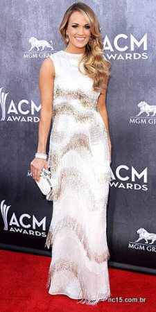 carrie underwood no acm awards