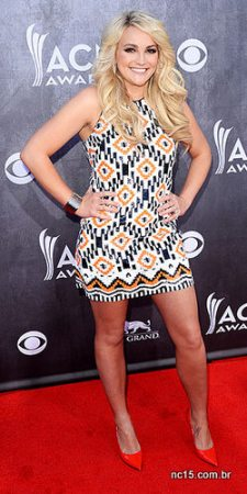 Jamie Lynn Spears no ACM Awards