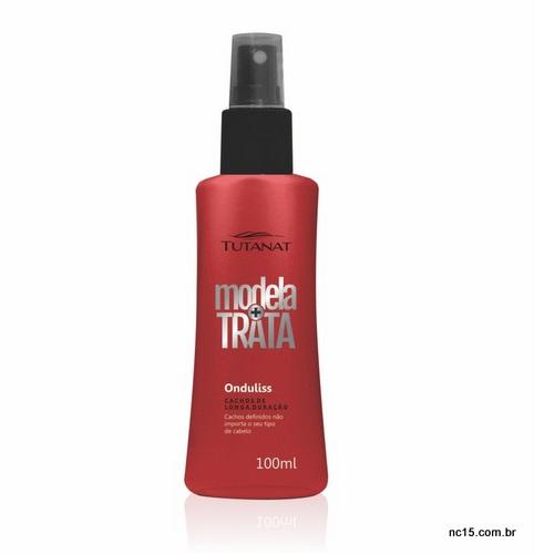 onduliss da linha modela + trata da tutanat para cabelos com cachos ou ondas mais definidos
