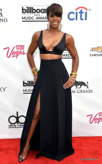 Kelly Rowland no  Billboard Music Awards