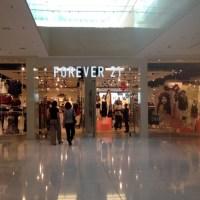 Finalmente conhecendo a Forever 21