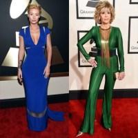Grammy 2015: os looks do tapete vermelho