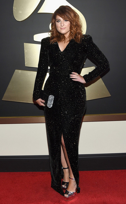 Meaghan-Trainor-Grammy-Awards-michael-costello