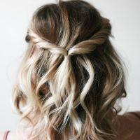Penteados para cabelos curtos, no estilo faça você mesmo