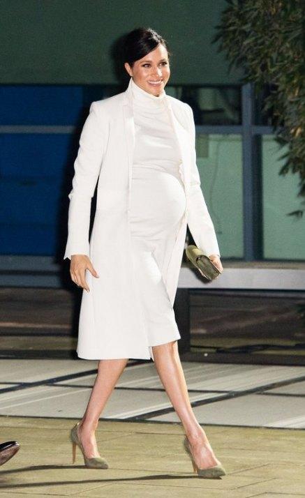Calvin Klein turtleneck dress