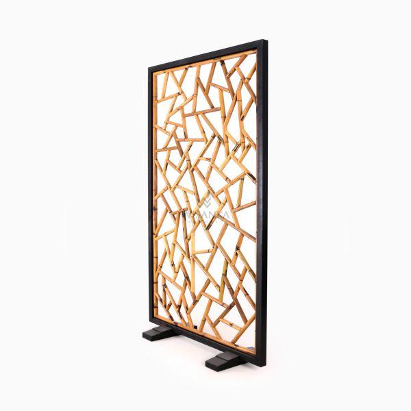 Thira Divider - Natural Rattan Furniture