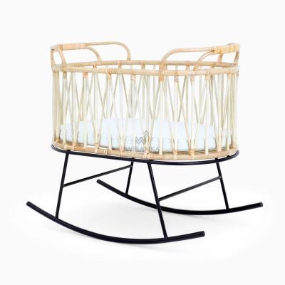 Кејтлин Бебе басинет - Детски мебел од ратан