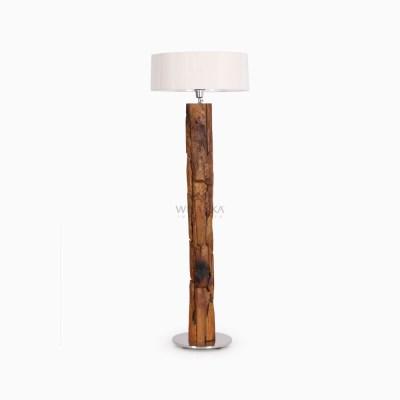 Koka Floor Lamp - Living Room Pole Standing Lamp-off