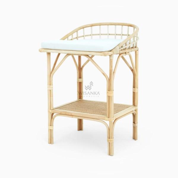 Runa Kids Change Table - Baby Kids Rattan Furniture