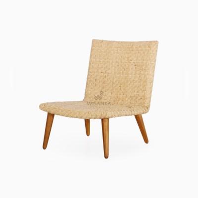 Kalila Living Chair - Natural Rattan Wicker Furniture