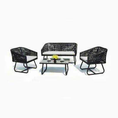 Donna Living Set - Wicker Garden Furniture