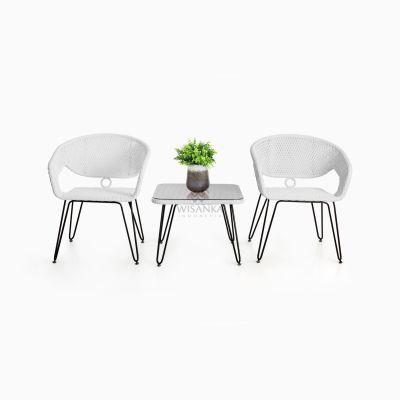 Gourmet Terrace Set - Outdoor Furniture Chair & Table Terrace