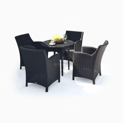 Macca Dining Set - Outdoor Wicker Garden Furniture