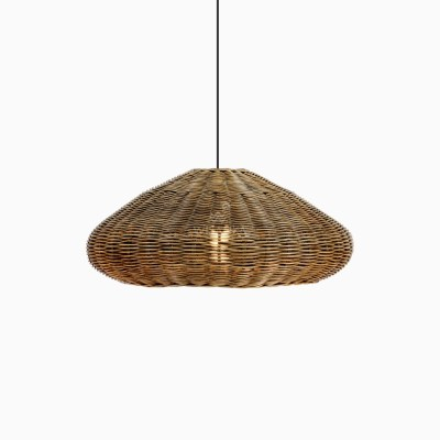 Living Room Pendant Lights - on