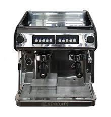 Image of expobar 2 group coffee machine hire