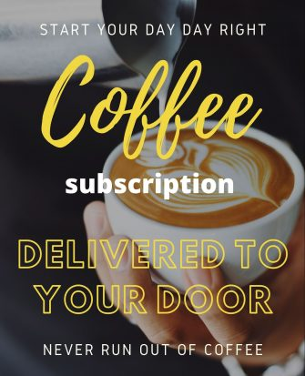 Cirelli Coffee Subscription