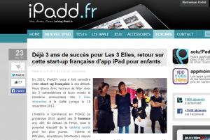 Blog iPadd2
