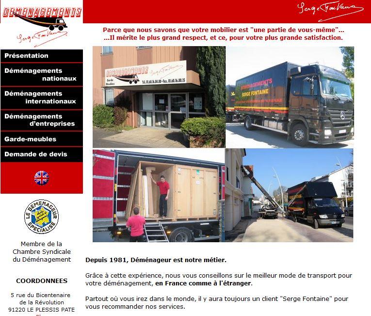 Accompagnement web de Serge Fontaine
