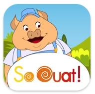 Laura Ciriani Communication Test – Les Trois Petits Cochons HD Editorial web  test So Ouat! livre interactif ipad enfants application