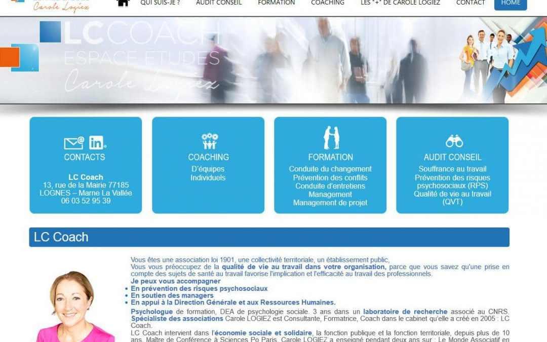 Conseil et Formation digitale de LC Coach