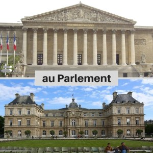 Parlement français