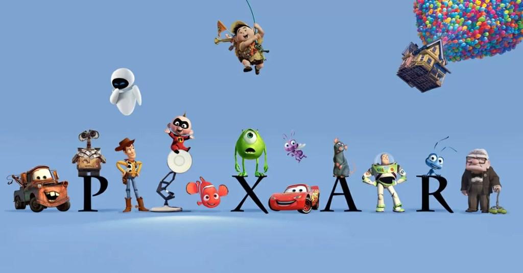 cartoni animati Pixar